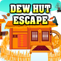 Play AvmGames Dew Hut Escape