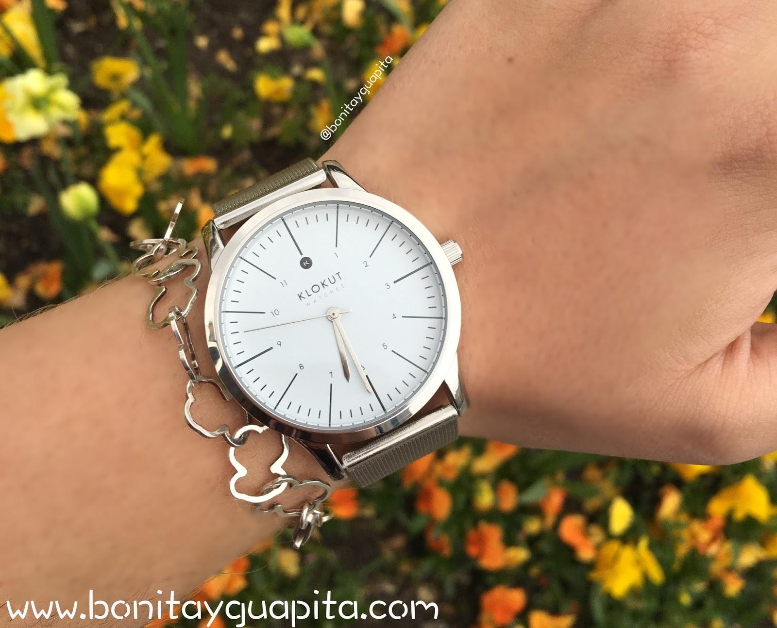 reloj klokut modi