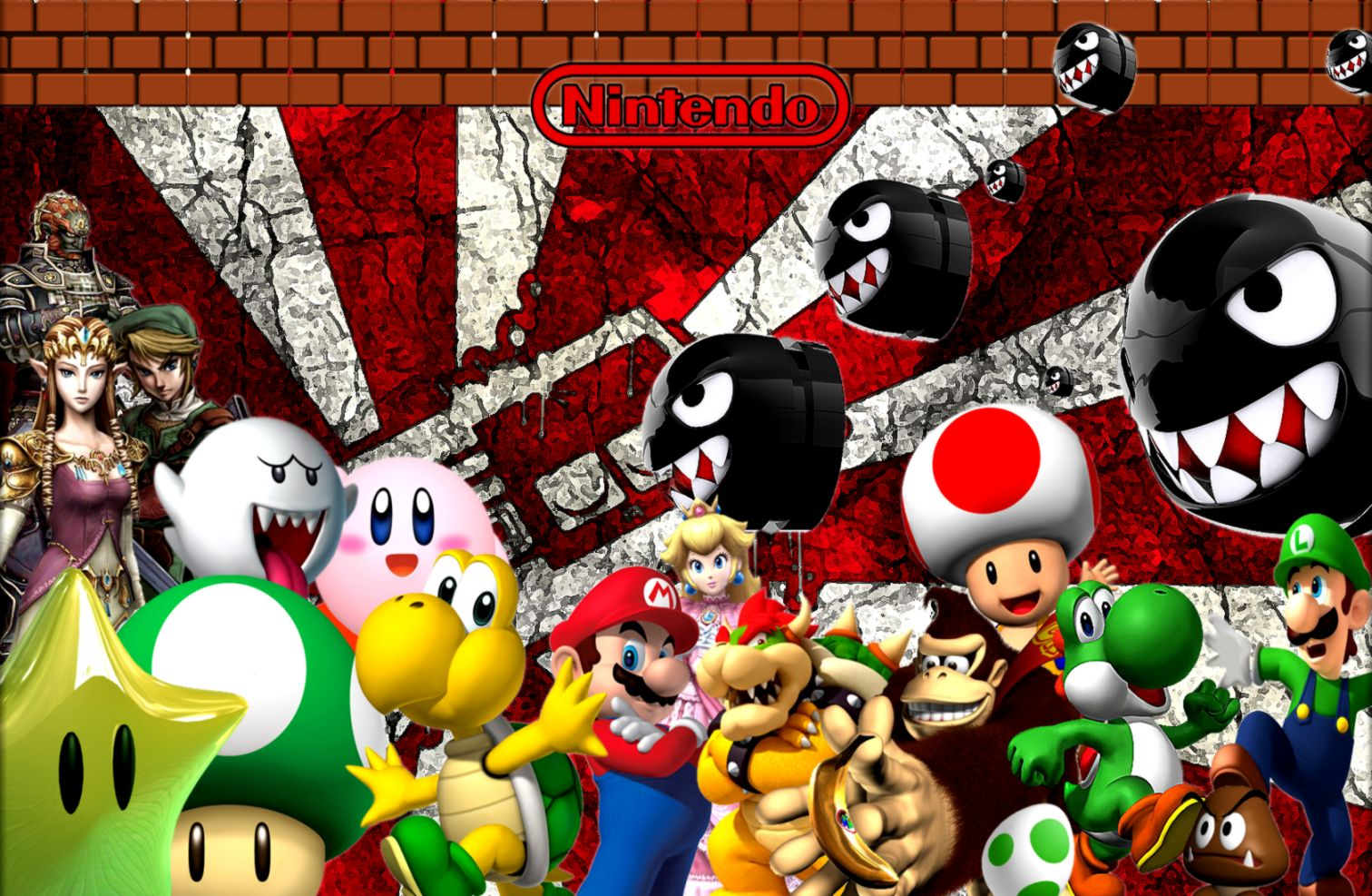305 Mario HD Wallpapers Background Images Wallpaper Abyss Page 7