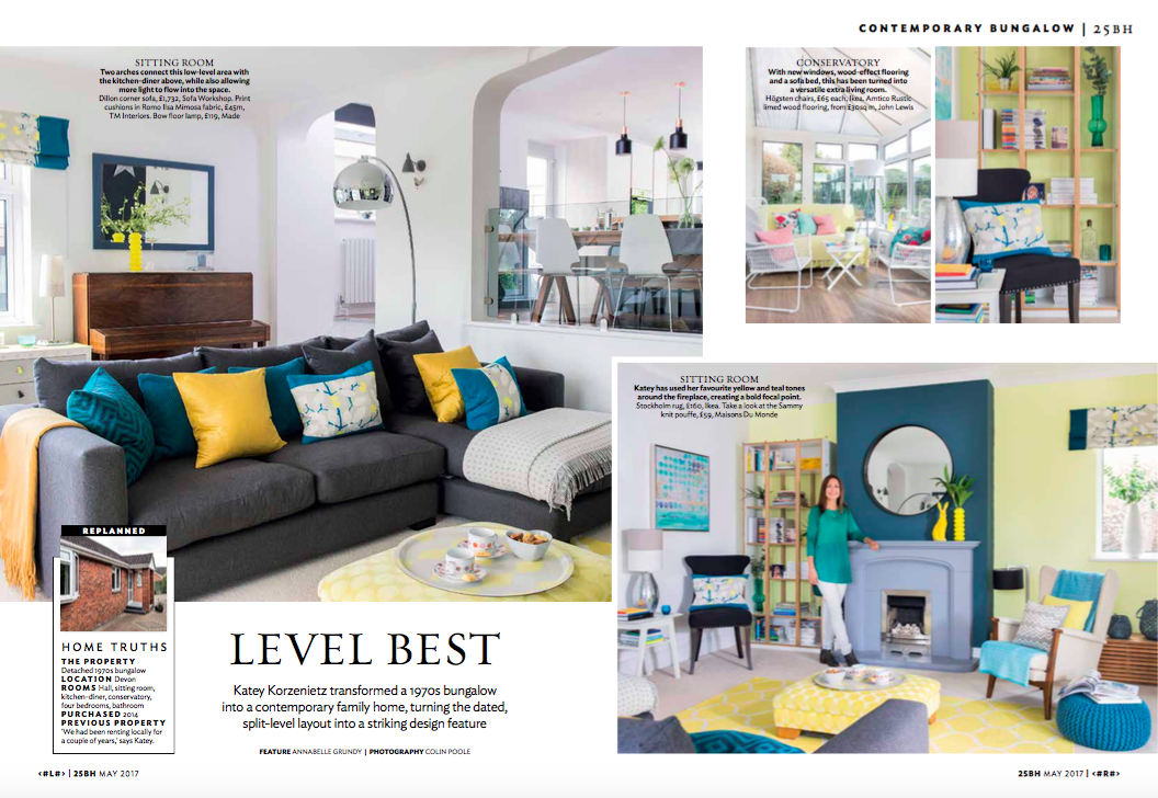 Beautiful Home Magazine home restyler
