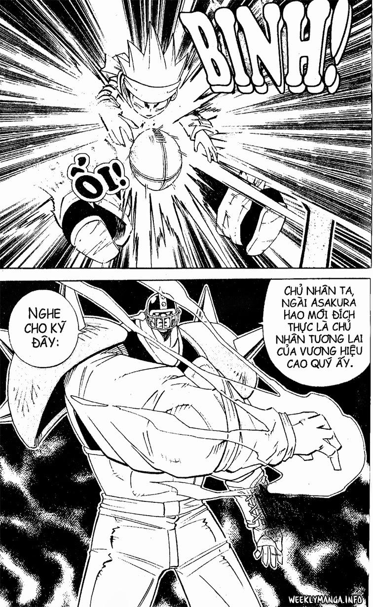 Shaman King [Vua pháp thuật] chap 183 trang 3