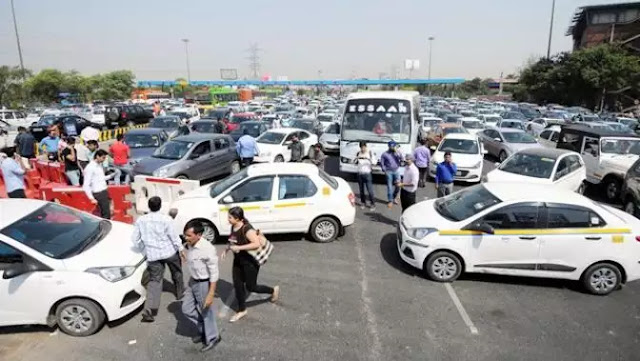 ola uber cabs drivers to go on strike from midnight