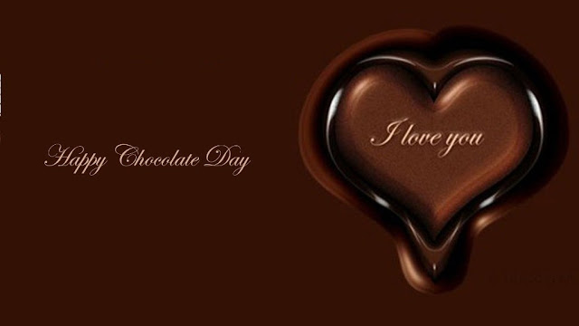 Happy Chocolate Day - free download