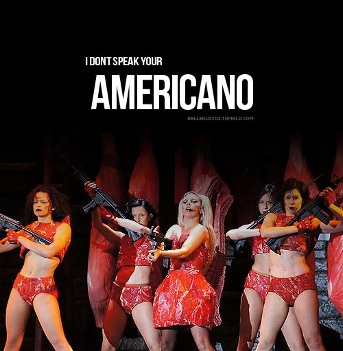 Lady Gaga's Born This Way Ball Fashion   Live  Love  Laugh  Blog