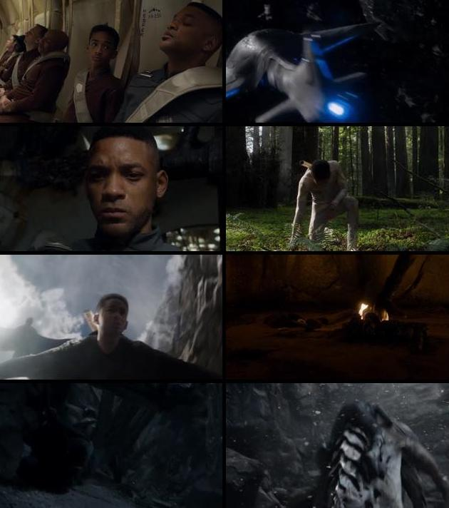 After Earth 2013 Dual Audio