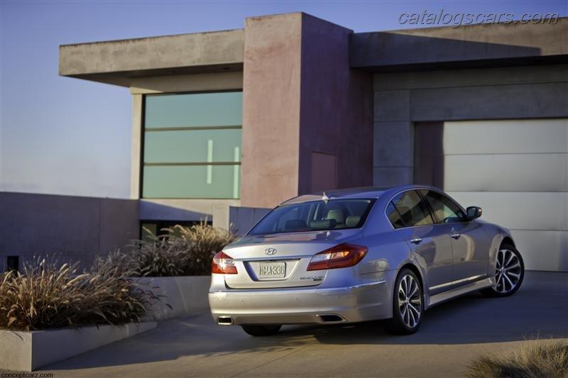 صور سيارة هيونداى جينيسيس 2015 - اجمل خلفيات صور عربية هيونداى جينيسيس 2015 - Hyundai Genesis Photos Hyundai-Genesis-2012-02.jpg