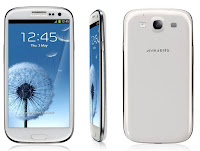 Samsung Galaxy S3 Sinar Mas Seluler