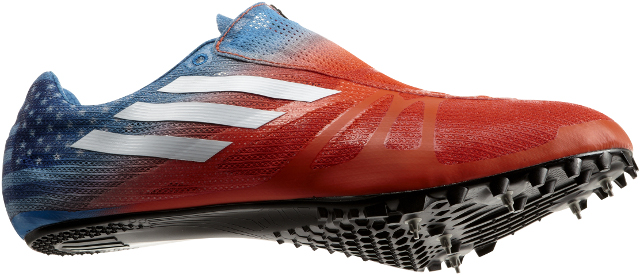 When American sprinter Tyson Gay takes the Olympic Stadium track for the  highly anticipated 100m event he ll be wearing a pair of patriotic adidas  adiZero ... d205c4dbf