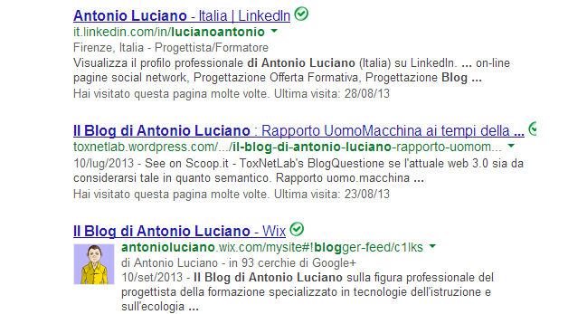 web learning solution antonio luciano