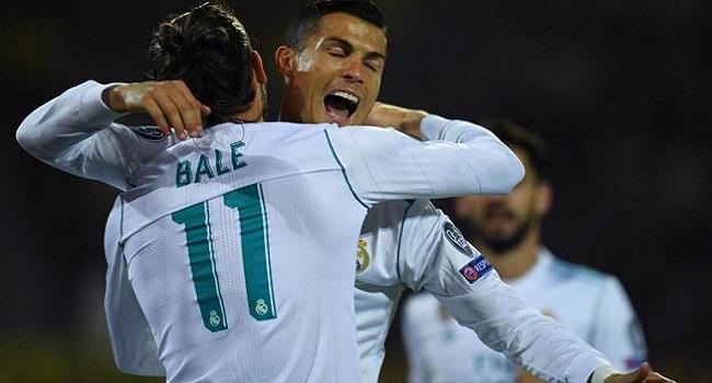 cuplikan gol real madrid vs las palmas 3-0