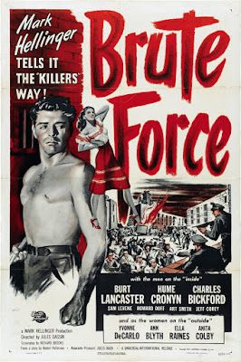 Les démons de la liberté (Brute force) Jules Dassin 1947
