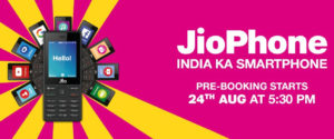 how to book jio phone from my jio app