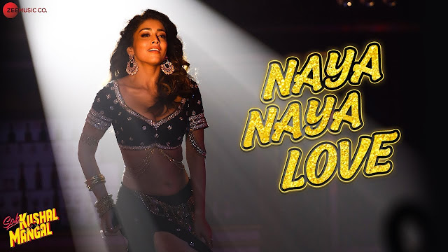 Naya Naya Love Song Lyrics