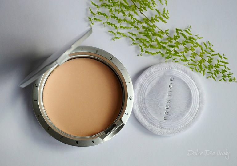 Prestige Compact Powder Puder kompaktowy Sun Tan