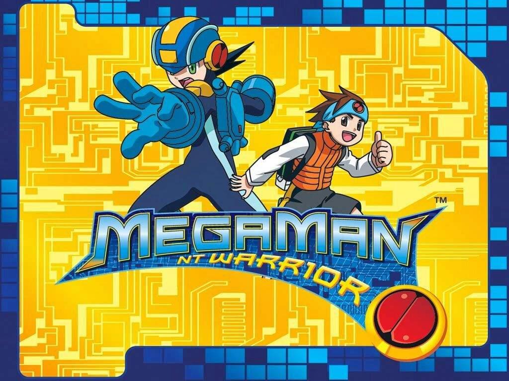 Ver Megaman NT Warrior Online