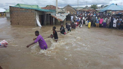 11 killed flood niger state