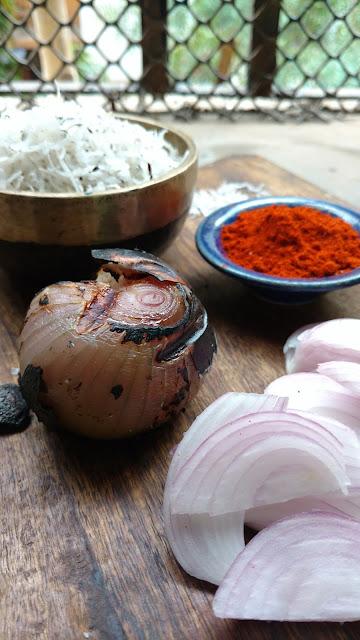 Prep for Malvani Chicken