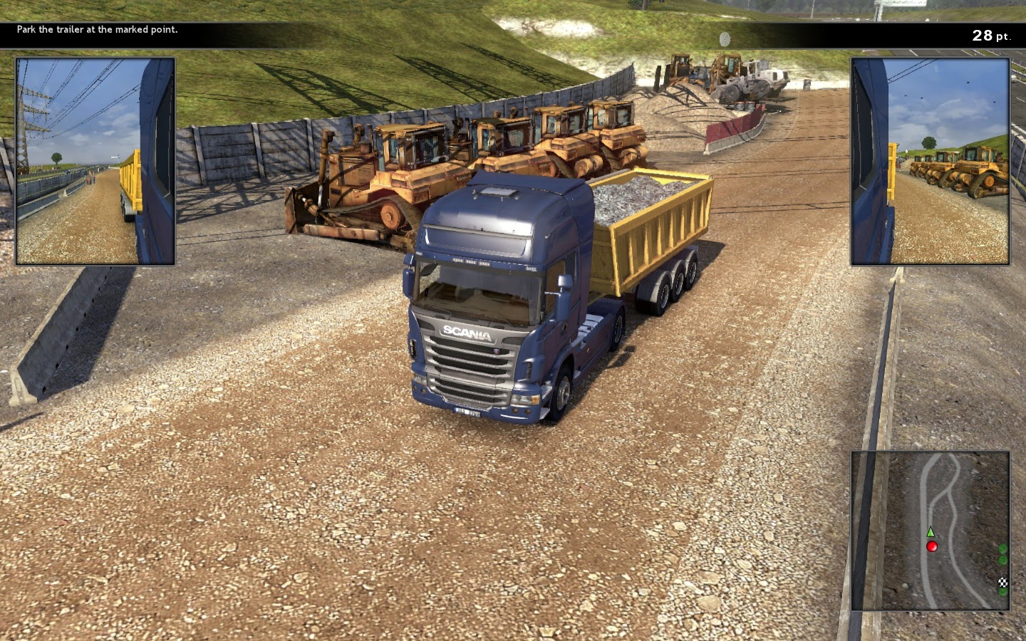 Scania Truck Driving Simulator The Game Pc Full Version