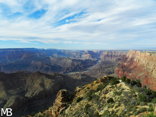 Desert View Point grand canyon