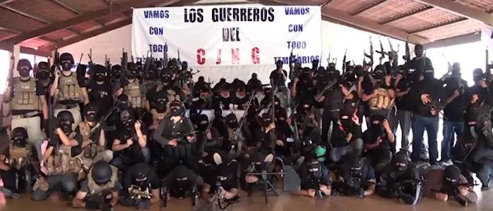 """Mientras las """"huestes"""" del Chapo y La Línea se dan Guerra en Juárez: El CJNG GANA"""