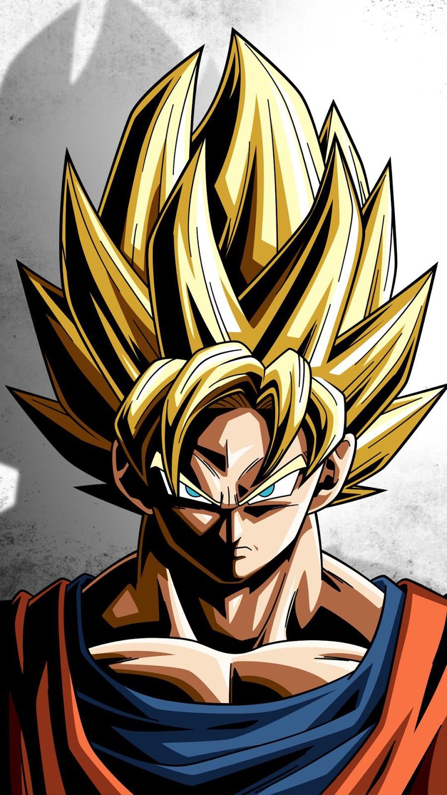 Son Goku Super Saiyan Ii Best Wallpaper Dragon Ball Z For Smartphone