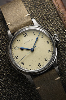 Montre Longines Heritage Military