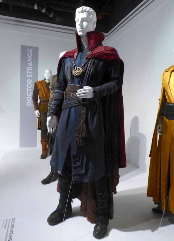 Doctor Strange movie costume
