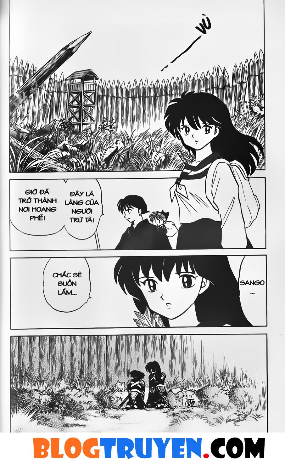 Inuyasha vol 38.7 trang 9
