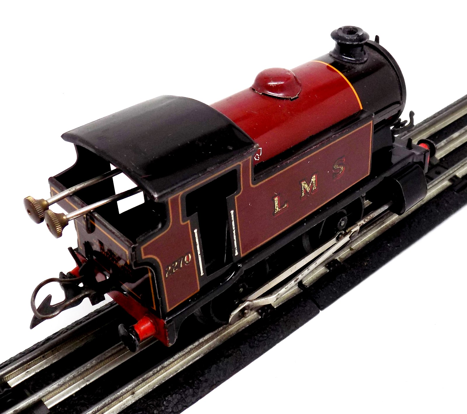 Toys and Stuff: TRAIN TIME: A Yank Does Hornby Pt 1 - Hornby