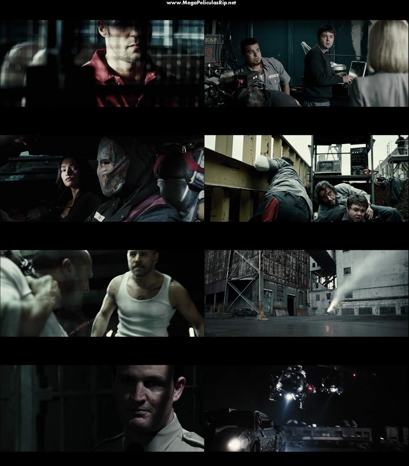 La Carrera De La Muerte 1080p Latino