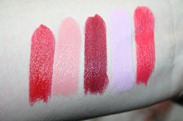 Feral Cosmetics Ultra Satin Lipsticks
