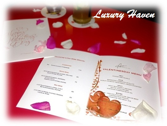 valentines day at amuse orchard hotel singapore