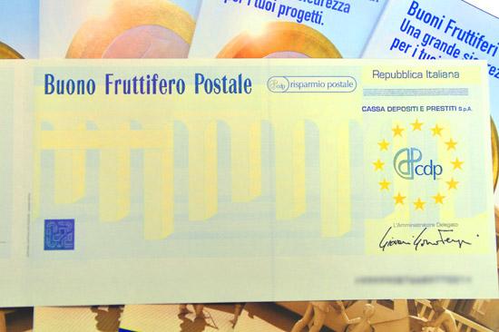 Svantaggi dei Buoni Fruttiferi Postali
