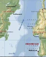 Selat Makassar termasuk kategori bahari dalam dan merupakan salah satu Alur Laut Kepulauan  Kabar Terbaru- SELAT MAKASSAR