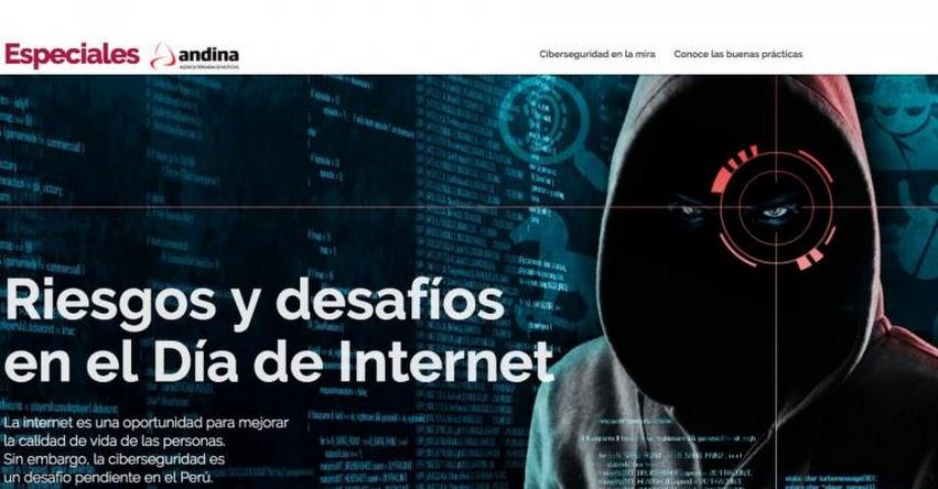 SOFÍA PICHIHUA VEGAS: Periodista de la Agencia Andina gana distinción en concurso de ciberseguridad - www.andina.com.pe