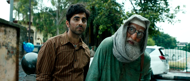 Gulabo Sitabo (2020) Full Movie [Hindi-DD5.1] 720p HDRip ESubs Download