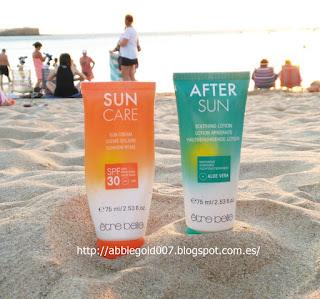 protector solar-after-sun