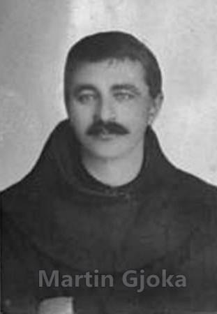 Atë Martin Gjoka, Martin Gjoka