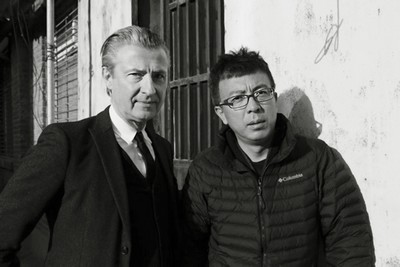 Jerome Sans & Liu Xiadong