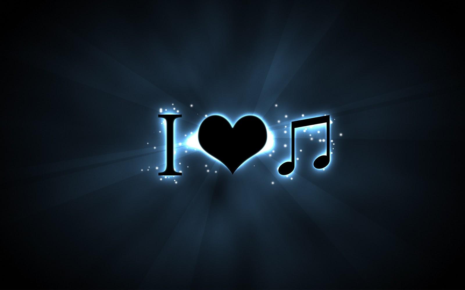Fondos de Escritorio: I Love Music