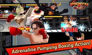 Punch Hero v1.3.8 Apk Terbaru [Latest Version]