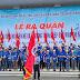 Đại học Vinh tổ chức lễ ra quân chiến dịch tình nguyện hè & tiếp sức mùa thi 2016