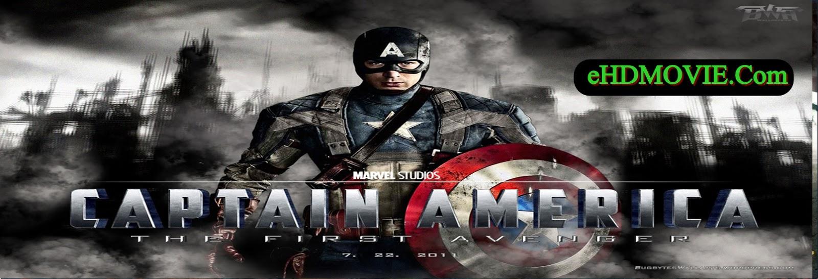 Captain America: The First Avenger 2011 Full Movie Dual Audio [Hindi – English] 1080p - 720p - 480p ORG BRRip 350MB - 1GB - 3.7GB ESubs Free Download