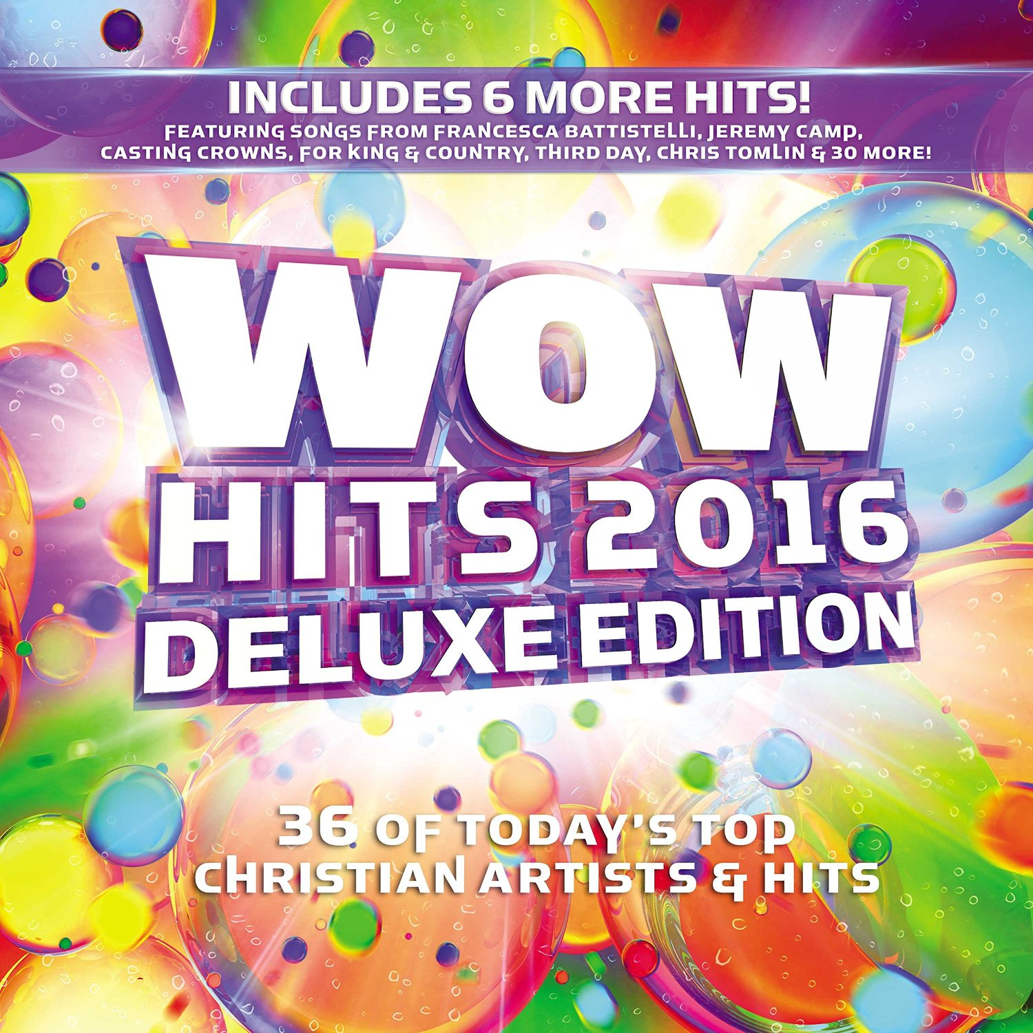 Christian Music Events And Movies Wow Hits 2016 Deluxe