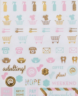 Favorite Planner Stickers