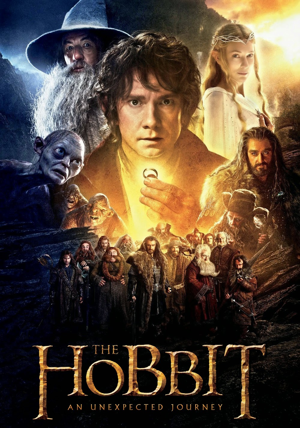 the hobbit an unexpected journey 2012 ταινιες online seires xrysoi greek subs