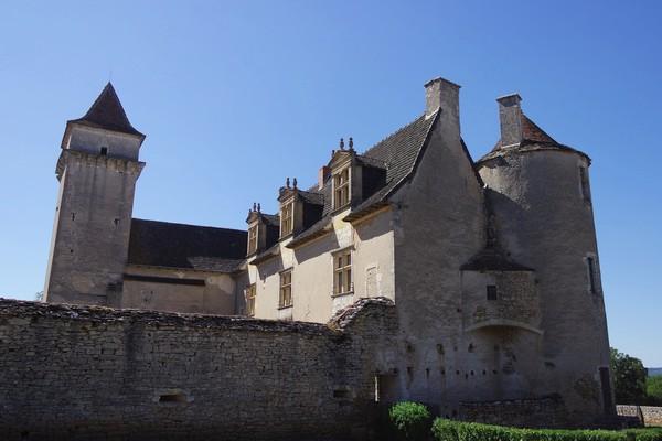 lot causses sud quercy château couanac