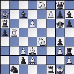 Mate en 2 jugadas de Antonio F. Argüelles