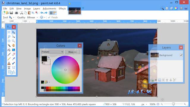 Paint.NET Phần Mềm Chỉnh Sửa Ảnh Chất Lượng Cho Window