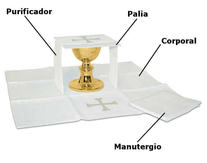 Blog Católico Gotitas Espirituales Los Ornamentos De La Misa